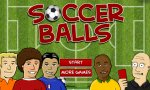 Friday-Flash-Game: Soccer Balls