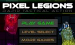 Das Spiel zum Sonntag: Pixel Legions