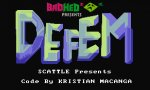 Friday-Flash-Game: Defem