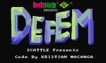 Game : Friday-Flash-Game: Defem