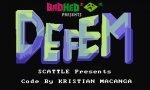 Onlinespiel : Friday-Flash-Game: Defem