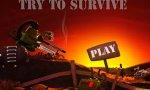 Onlinespiel : Friday-Flash-Game: Try 2 Survive