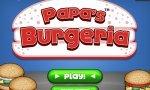 Onlinespiel : Das Spiel zum Sonntag: Papas Burgeria