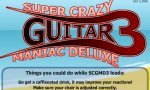 Onlinespiel : Friday Flash-Game: SC Guitar Maniac Deluxe 3