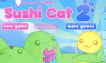 Friday Flash Game - Sushi Cat 2