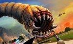 Onlinespiel : Friday-Flash-Game: Death Worm
