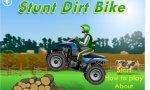 Onlinespiel : Stunt Dirt Bike