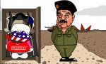 Onlinespiel : Saddam dressed