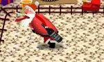 Sober Santa
