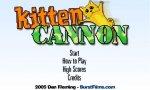 Game : Kitten Canon