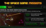 Onlinespiel - Friday-Flash-Game: The Space Game Missions