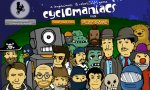 Flashgame - Cyclomaniacs