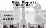 Game : Friday-Flash-Game: Vox Populi, Vox Dei