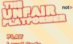 Friday-Flash-Game: The Unfair Plattformer