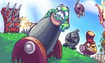 Onlinespiel - Friday-Flash-Game: Toss The Turtle