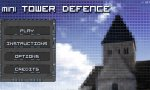Flashgame - The Sunday Game: Mini Tower Defense
