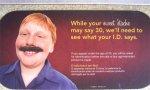Donnerfurz jetzt in der Werbeindustrie?
