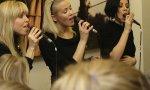 Singing carefully