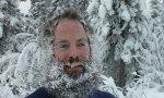Beard of snow