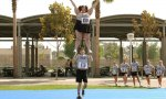Cheerleader trick