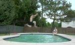 Poolspringer