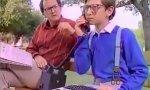 Handywerbung aus den 90ern