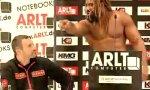 WM-Kampfansage Klitschko vs Briggs