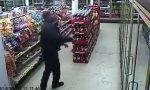 Der Officer-Moonwalk