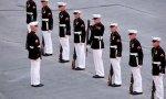 Militär Parade