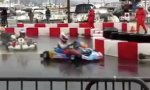 Go Cart Crash