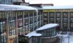 Schnee-Dach-Lawinchen