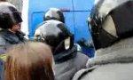 Polizei-Effizienz bei Demo