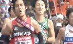 Marathon Fail auf Japanisch