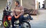 Chilligster Mofafahrer der Welt