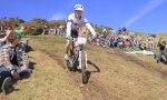 Mountainbike Downhill Endgegner