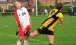 Fußball-Nutshot-Compilation