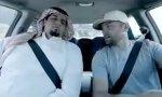 Araber lässt sich driften