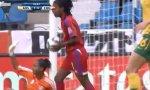 Frauenfussball ... Aus vs EQG - Handspiel