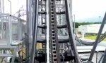 Steilstes Achterbahngefälle der Welt