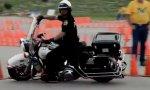 Motorrad-Rodeo
