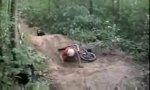 Bike-Trick No. 102: 0 Chestlander