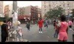 Lustiges Video : Seilspringer