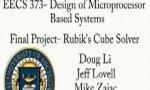 Rubiks cube roboter