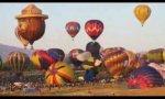 Lustiges Video : Heißluftballon - Balloonfiesta