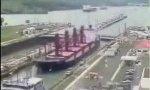 Neulich am Panamakanal