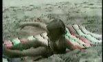 Pannen am Strand
