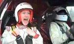Otto-Normal-Verbraucher als Rallyebeifahrer