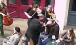 Movie : Telefonieren beim Straßenkonzert