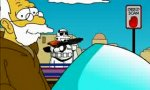 The Simpsons - Star Wars Intro