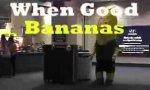 Bananenschocker